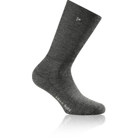 Rohner Fibre Light Quarter Socks anthracite